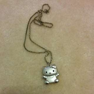 💣FREE💣 Hello Kitty Collectible Necklace Watch
