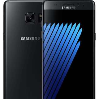 SAMSUNG Galaxy Note7 64GB Black