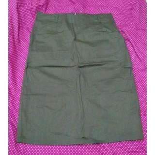 """El"""" O Vee Skirt"""