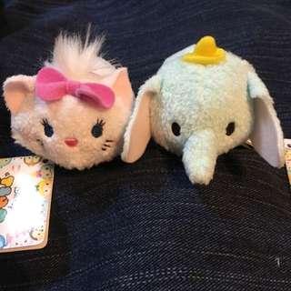 日本disneystore購入 正版tsum公仔 Marie Dumbo