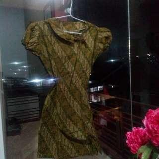 Batik / Mini Dress