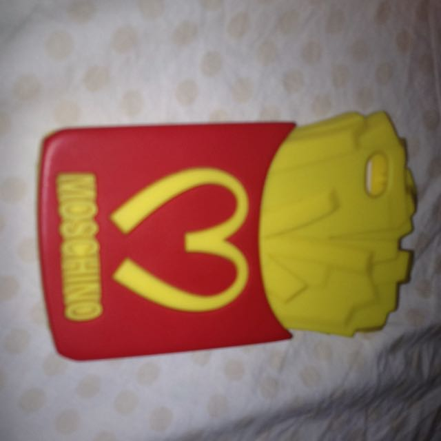 4s Case (french Fries)