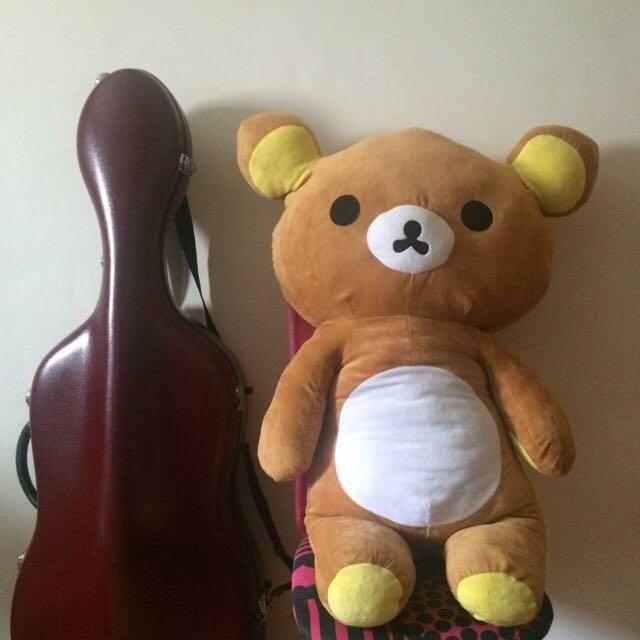 拉拉熊 大型娃娃