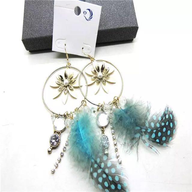 韩版 时尚 耳环