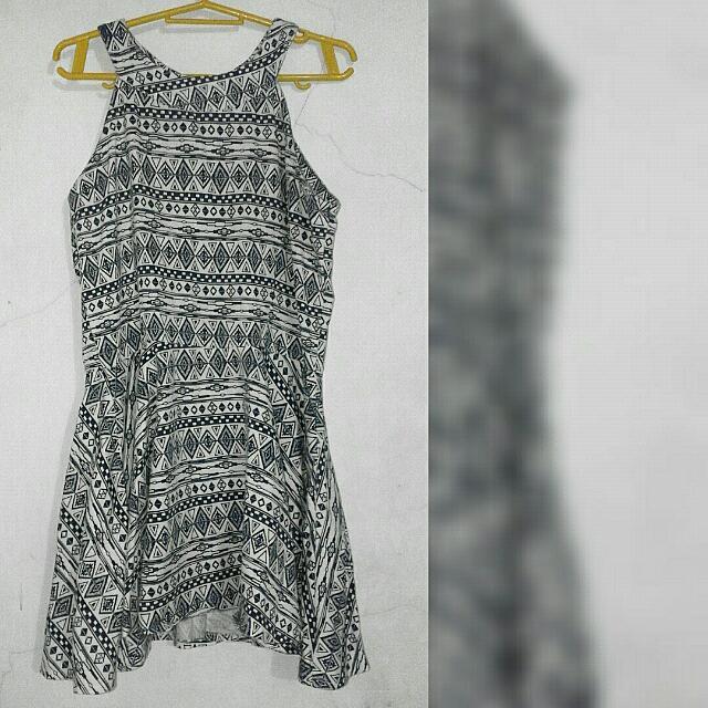 Aztec Dress