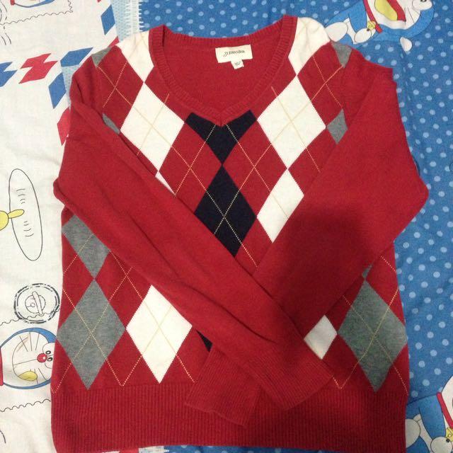 Baju/sweater Lengan Panjang