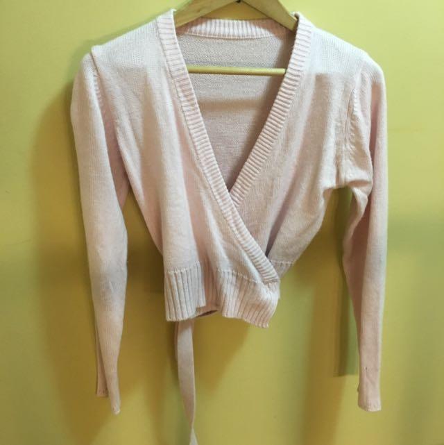 Ballet Warmup Sweater