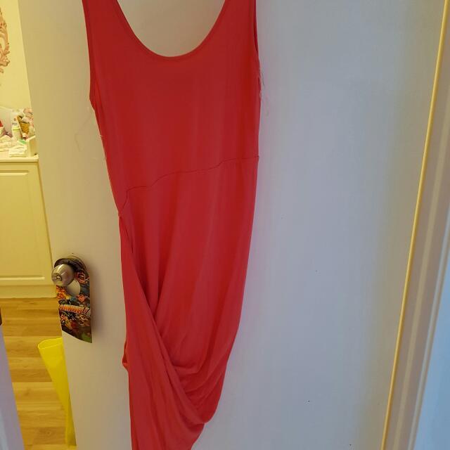Bermuda Coral Maxi Dress SHOWPO