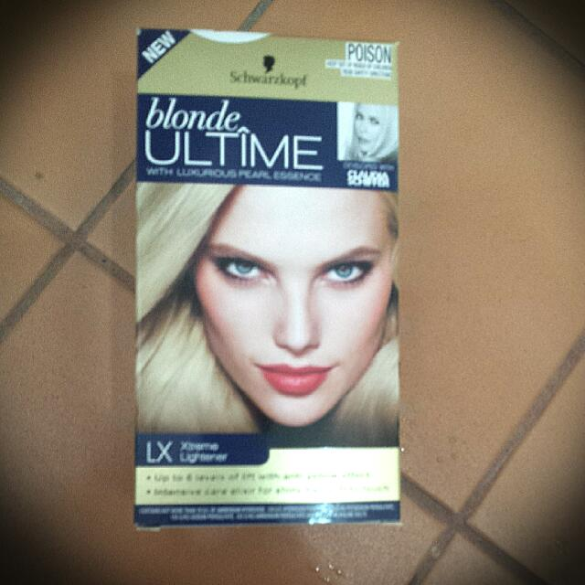 Blonde Ultime Xtreme Lightener new