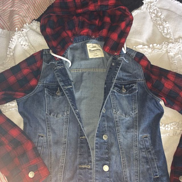 Bluenotes Jean Jacket