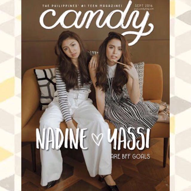 Candy Nadine Lustre Yassi Pressman