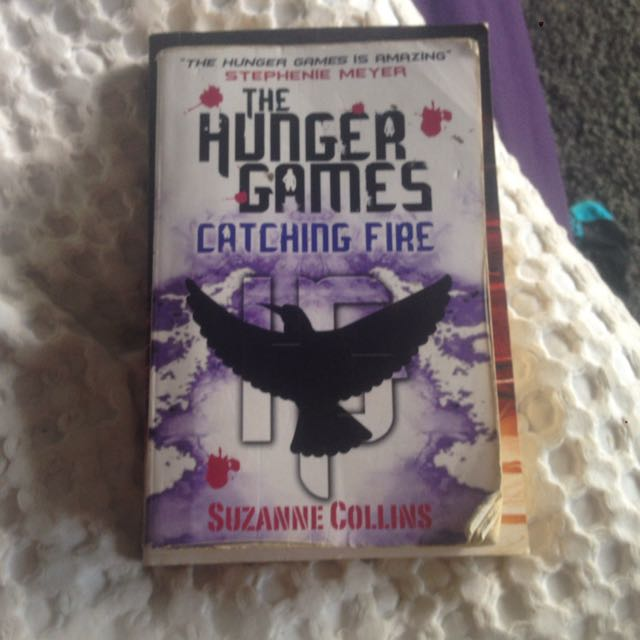 Catching Fire-THG