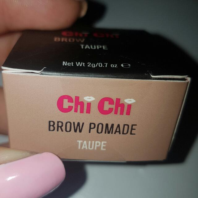CHI CHI BROW POMADE TAUPE