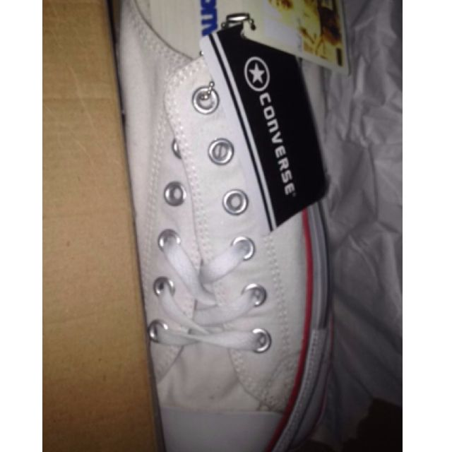 Converse Chuck Taylor All Star Low Top uk.42