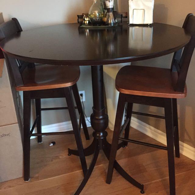 Custom Made Pub style table