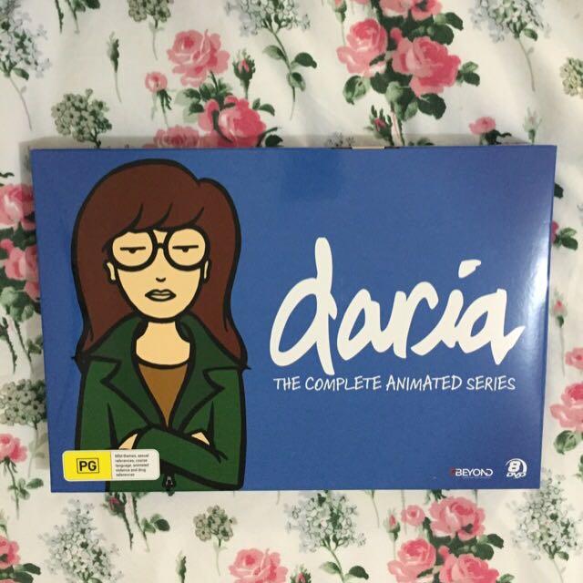 Daria DVD set (Complete Series)