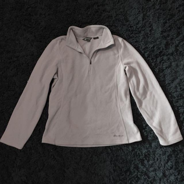 Eddie Bauer Fleece Sweater