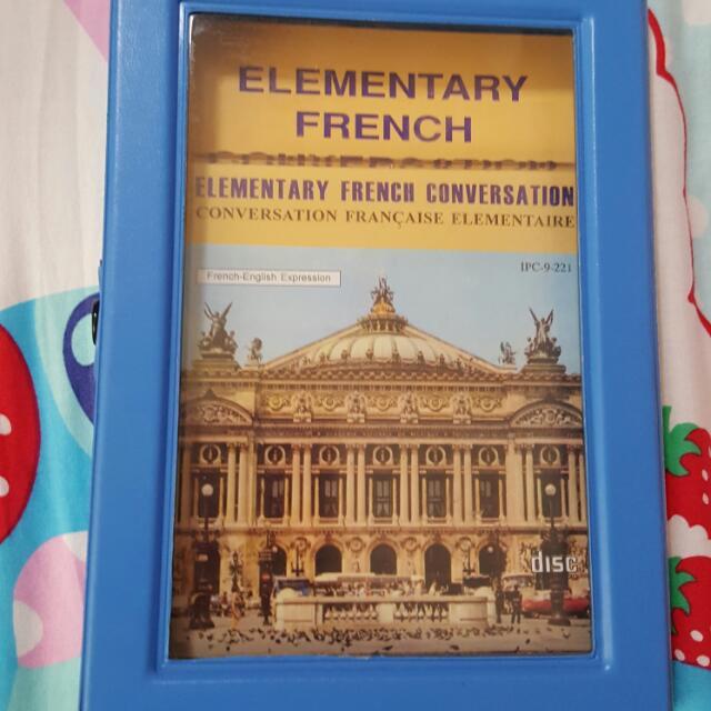 Elementary French Set