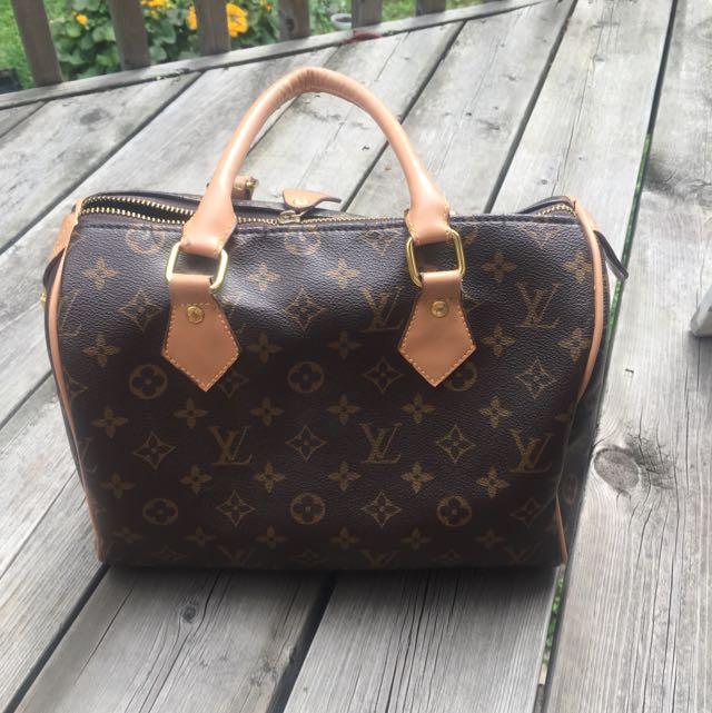 FAKE Louis Vuitton Purse