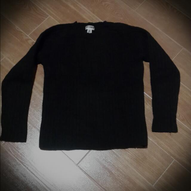 Giordano Black Sweater