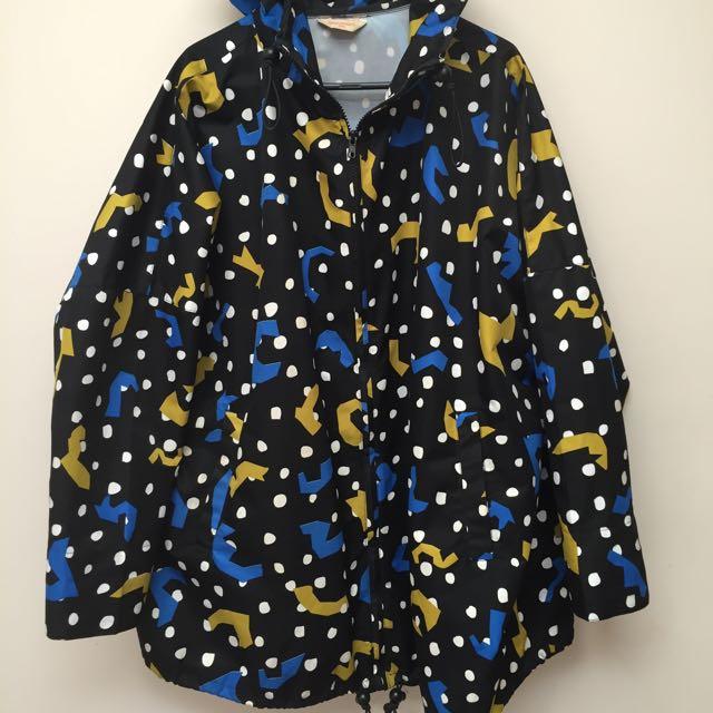 Gorman Papercut Raincoat