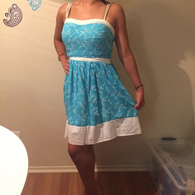 Hand Made Summer Dress