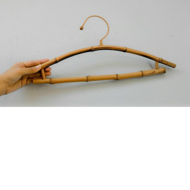 Hanger Bambu