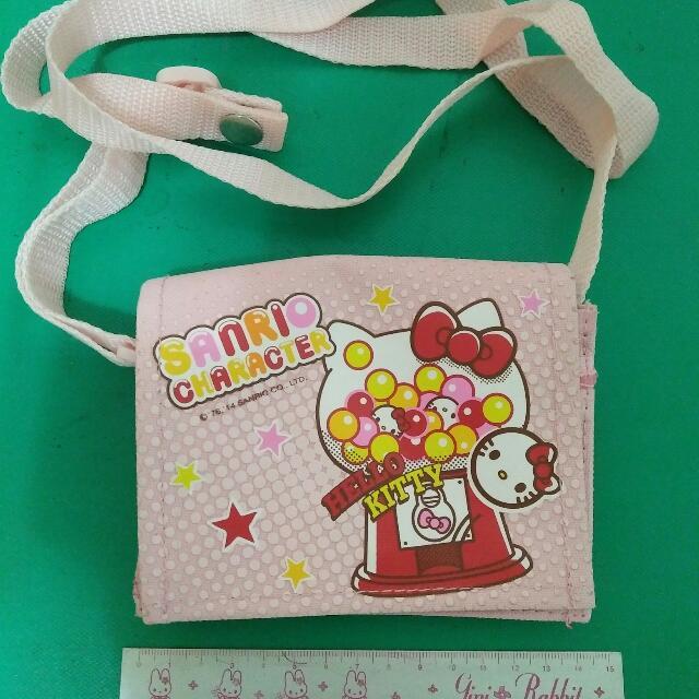 Hello Kitty 扭蛋小物包 零錢包