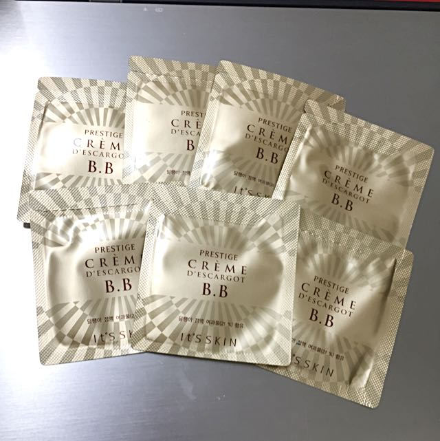 購物即送/It's skin BB霜試用包