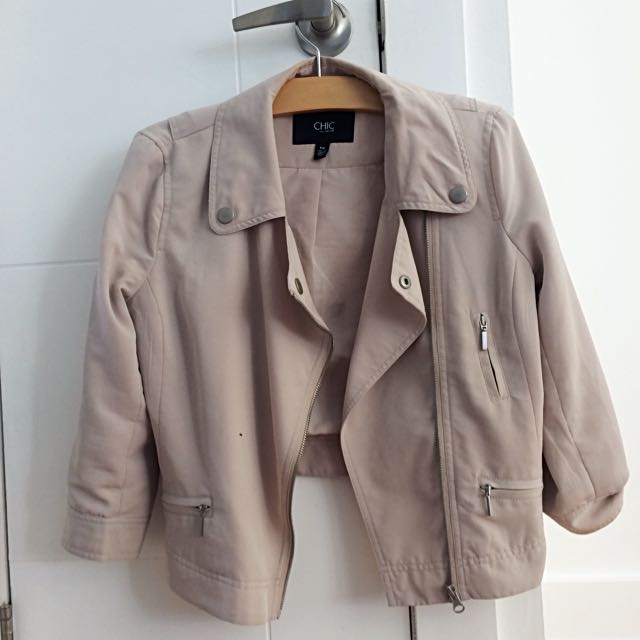 JACOB Beige Jacket