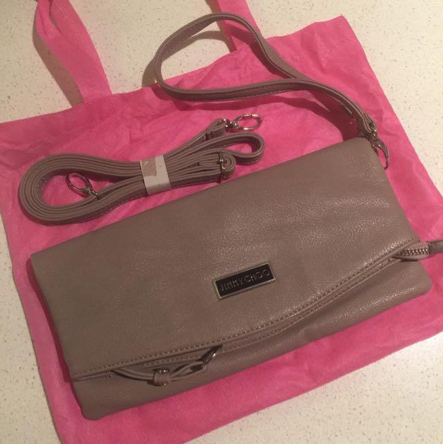 Jimmy Choo Side Bag/Clutch