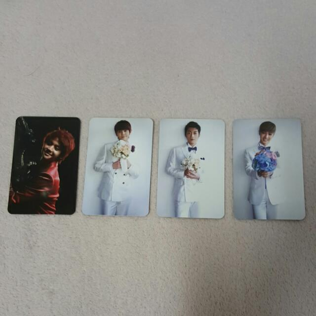 Kpop Photocard