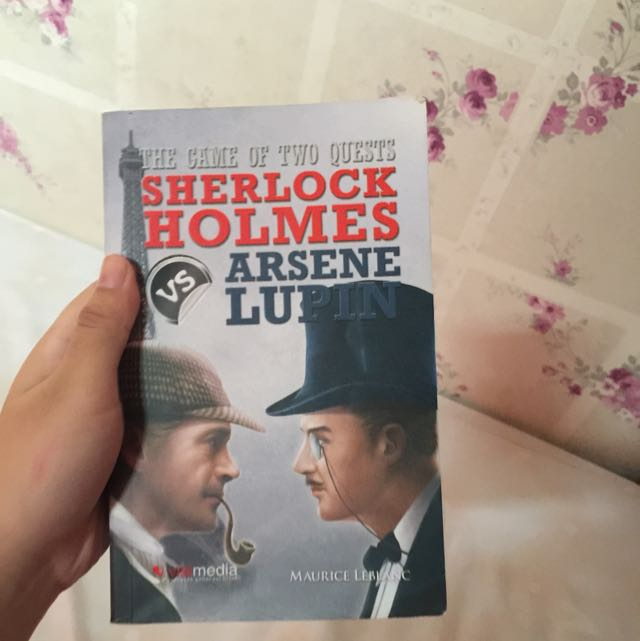 kumpulan cerita sherlock holmes vs arsene lupin