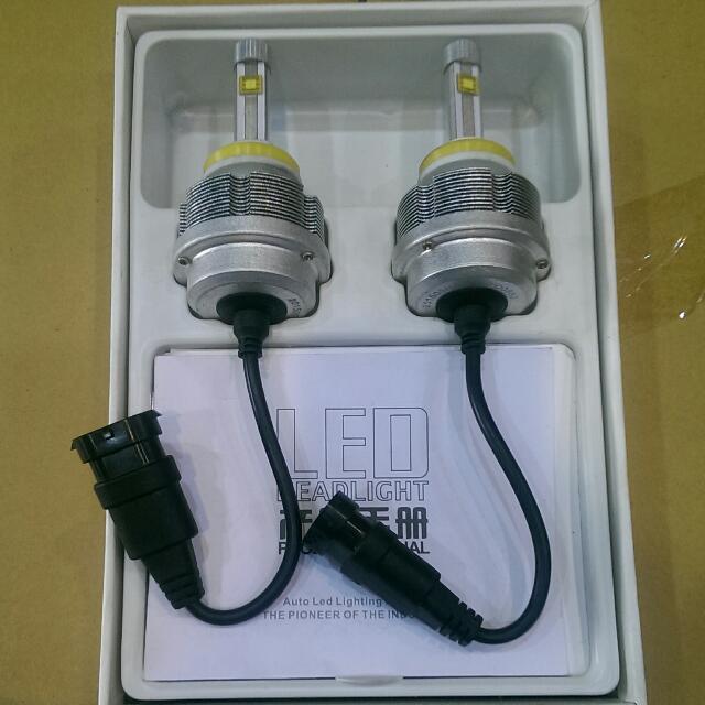 LED燈泡H11