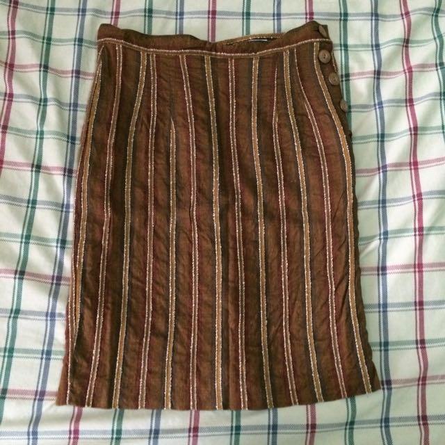 Michel Rene Pencil Skirt