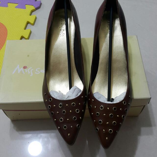 專櫃Miss Sofi跟鞋