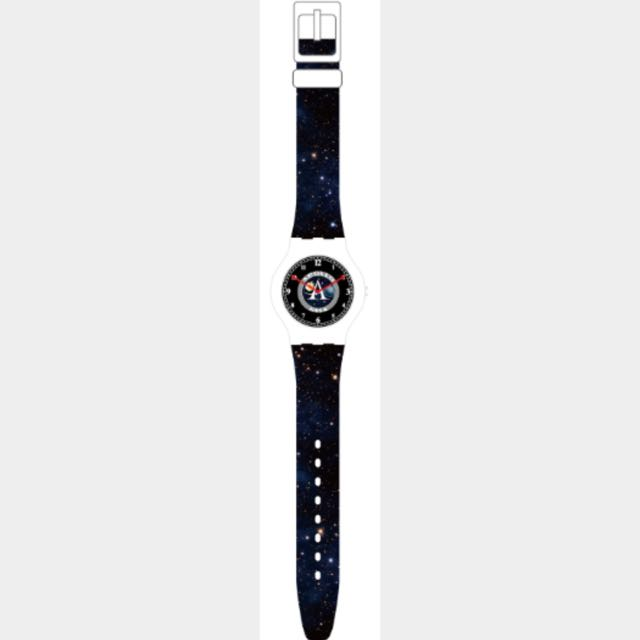 NASA 特展紀念錶