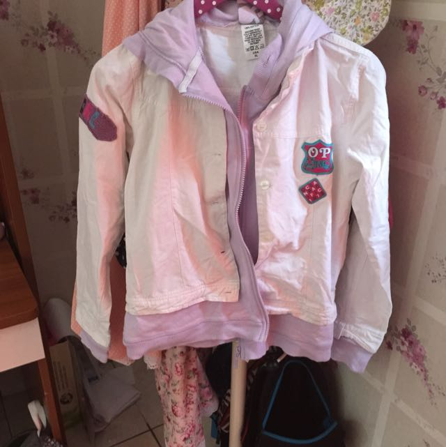 OCEAN PACIFIC GIRLS JAKET