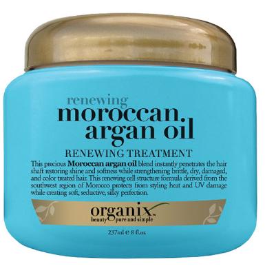 Organix Morrocon Argan oil renewing treatment