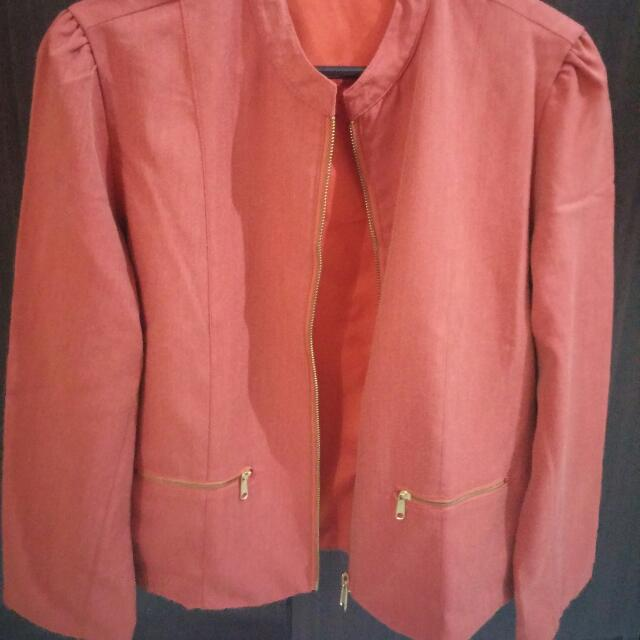 Peach Blazer (So-en)