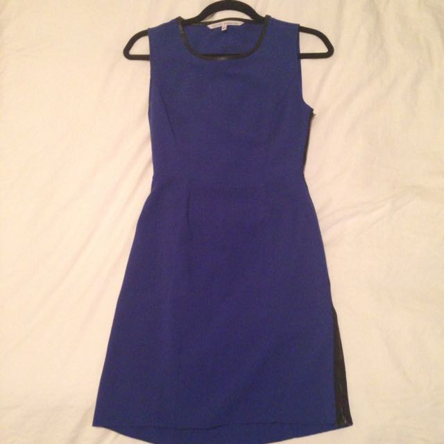 Rachel Roy Royal Blue Dress
