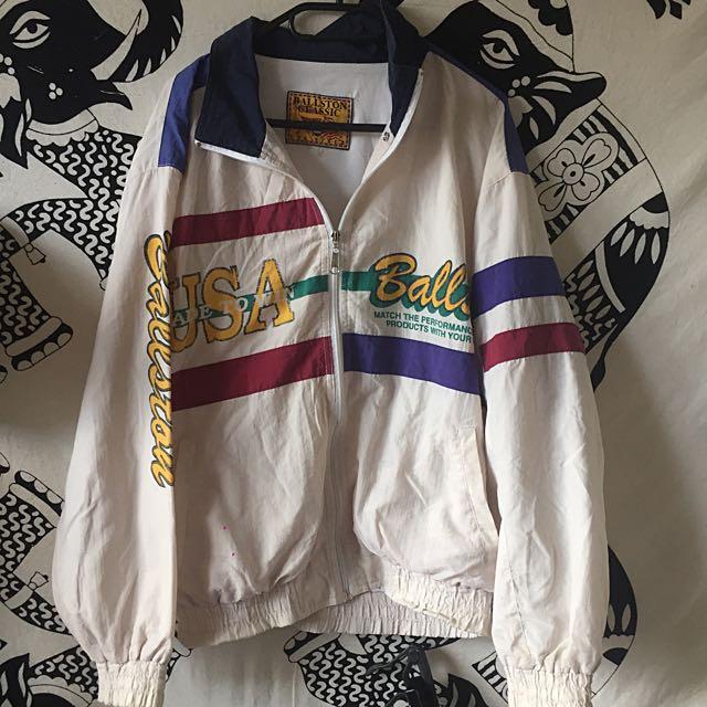 Retro American Spray Jacket