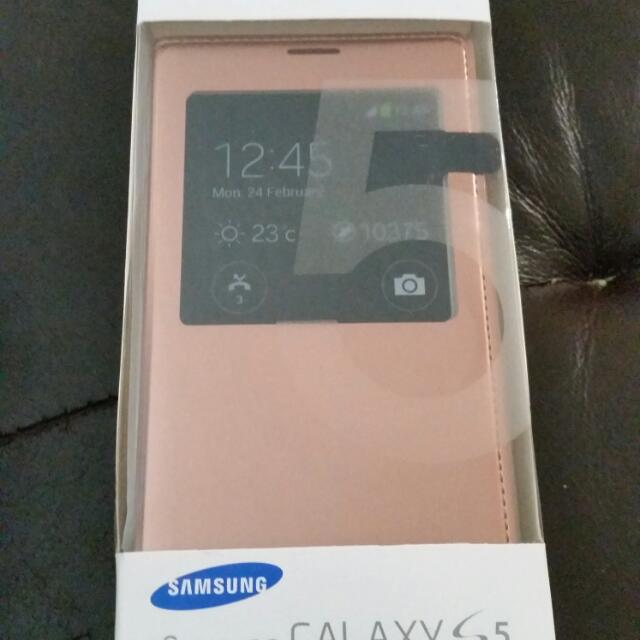 Samsung Galaxy S5 - S View Cover