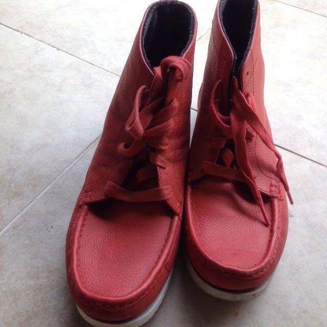 sepatu boots lacoste ori 37dc0b01bc