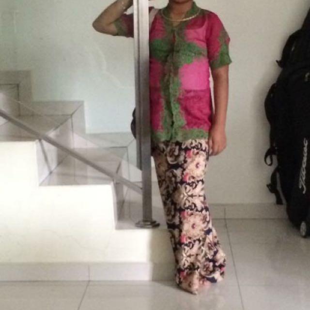 Short Kebaya From Indonesia