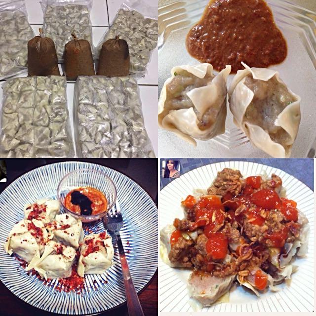 Siomay Kukus / Goreng - Homemade - makanan - cemilan
