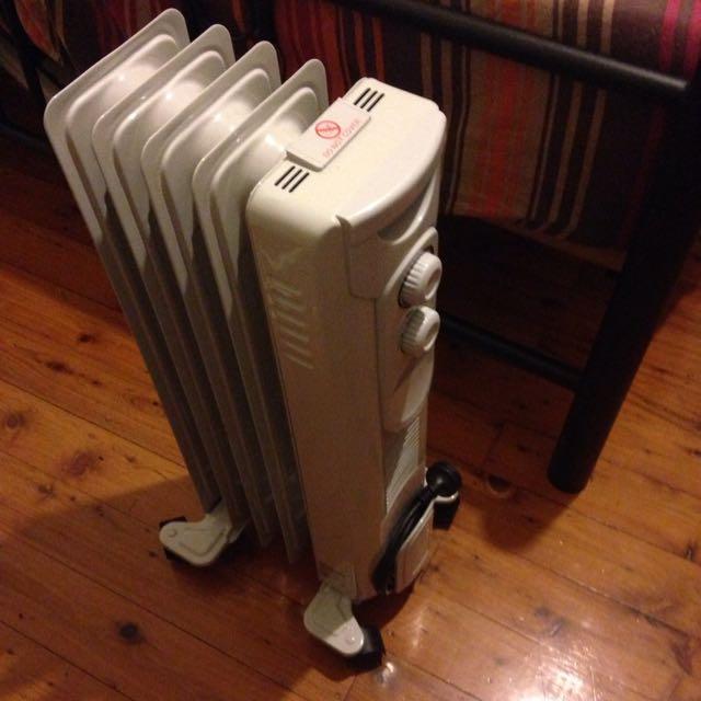 Standard Heater