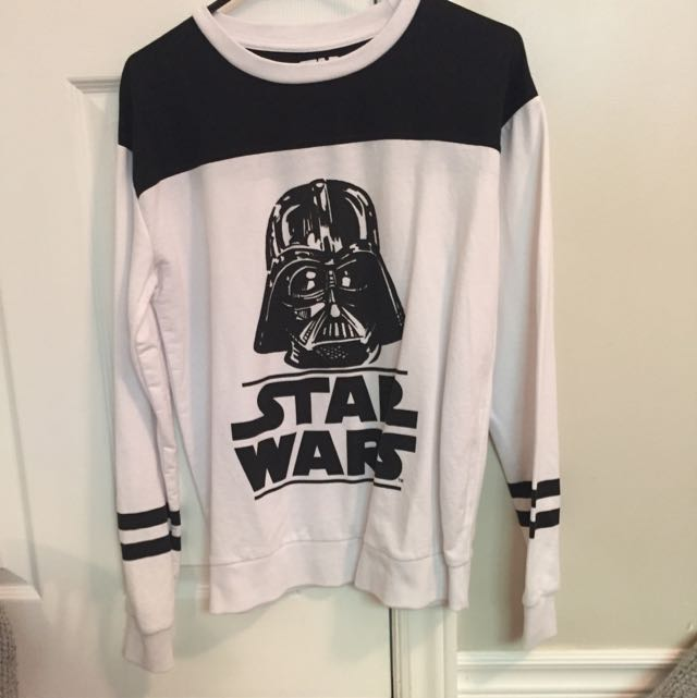 star wars crew neck