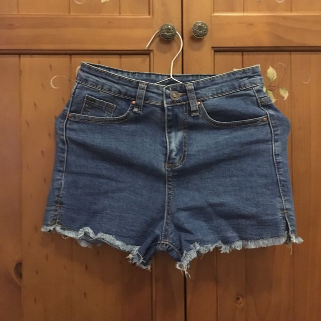 SWEESA水莎鬚鬚短褲S