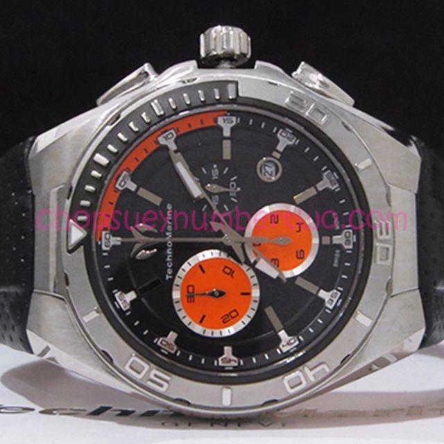 Technomarine Cruise Steel Magnum Watch 111027
